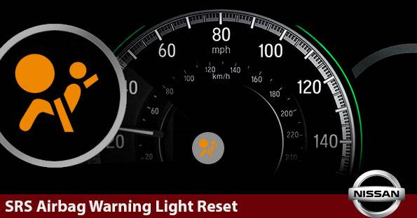 How To Reset Nissan Armada Airbag Warning Light  2004