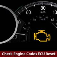 How To Reset Check Engine Codes ECU Light on Nissan Primera