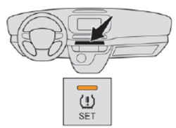 Toyota Proace Tire Pressure Warning Light Reset