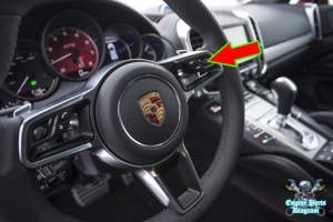 Porsche Macan Low Tire Pressure TPMS Warning Light Reset
