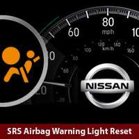 2001-2008 Nissan Primera SRS Airbag Warning Light Reset