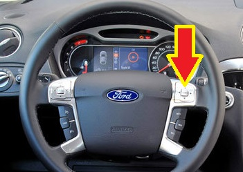 How to Enter Self Diagnostic Menu on Ford S-Max (2006-2017)